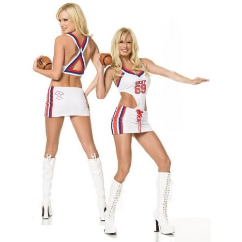 American 'Football Costume' - Sexy Fancy Dress (Leg Avenue 83062)